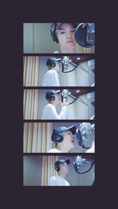 SUGA // [BTS - With Seoul MV] ♡