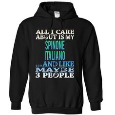 SPINONE ITALIANO - #creative gift #bestfriend gift. TAKE IT => https://www.sunfrog.com/Funny/SPINONE-ITALIANO-7566-Black-14158031-Hoodie.html?68278