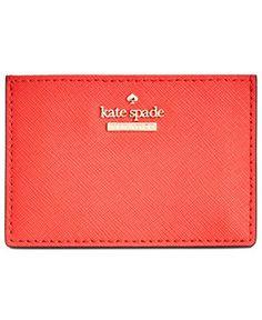 Kate Spade New York Cameron Street Confetti Dot Card Holder Credit Card Holder