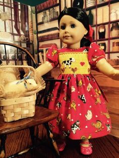OOAK-ADULT-COLLECTOR-DRESS-FITS-AMERICAN-GIRL-SAMANTHA-KIT-NELLIE
