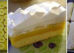 Kapri torta s krémom z pomarančového džúsu - Báječná vareška Tiramisu, Cheesecake, Food And Drink, Pudding, Crafts, Banana, Mascarpone, Cheesecakes, Puddings