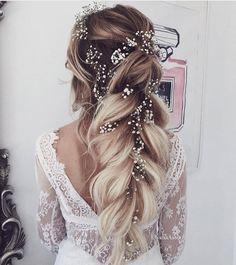 #penteado  _ _ _ #lindo #penteado #hair #cabelos #cabelo
