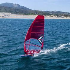 Race windsurf sail - MACH 4 - Severne Sails - slalom / racing / 7-batten Sailing Catamaran, Parent Company, How To Find Out, Racing, Quote, Batten, Running, Quotation, Auto Racing