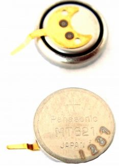 Buy watch batteries which are charged when wearing your watch and exposing it to light.