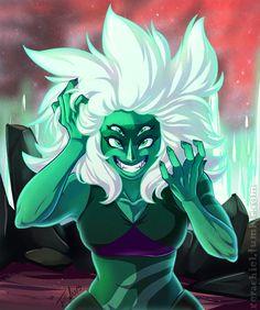 Malachite. Steven universe