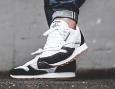 Kendrick Lamar x Reebok Classic Leather 'Perfect Split'