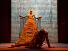 L'Iliade della Compagnia del Carretto, stagione teatrale 2014/15.
