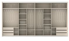 Detalle Interior Armario 32