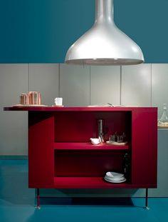 Cucina in legno Schiffini Pampa: scopri i nuovi complementi