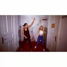 Shirin David & Simon Desue #dance