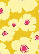 Poppies Fabric {$10.50}