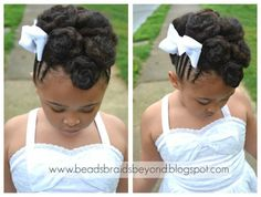 So freaking cute! I MUST make this my next hair style to try on Jessara!