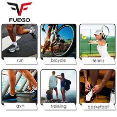 Amazon.com: Athletic Crew Socks - Mens, Womens - No Falling Socks, No Blisters, No Stinky Feet!: Sports & Outdoors