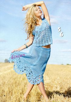 from the magazine, Knitwear Ideas