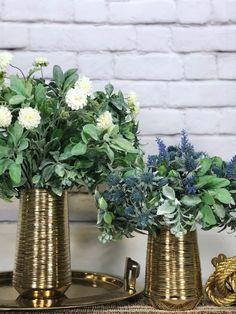 Golden Hours Faux Flower Arrangements, Faux Flowers, Golden Hour, Artificial Flowers, Vase, Table Decorations, Home Decor, Fake Flowers, Decoration Home