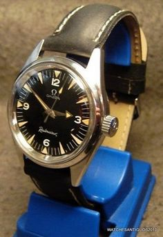 1964´s VINTAGE OMEGA RAILMASTER WATCH MEN'S cal. 286 ALL ORIGINAL THE BEST !!!! Nice Watches, Vintage Watches, Watches For Men, Omega Railmaster, Moon Watch, Vintage Omega, Seiko, Casio, Rolex