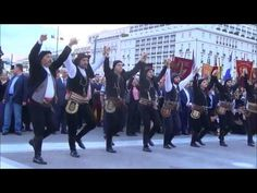 Folk Dance, Greece, Mens Fashion, Traditional, Guys, Concert, Clothes, Youtube, Greece Country
