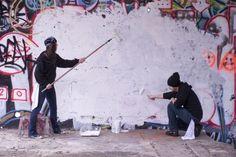 Clean up graffiti in your neighborhood.  Jennifer C. #letsneighbor @vivint