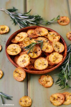 How to Make Plantain Chips - StrictlyDelicious