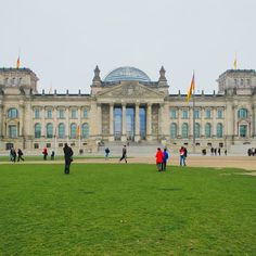 Must See Attractions in Berlin, Reichstag