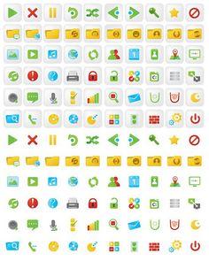 25 Hi-Qty Free PSD Icon Sets-13