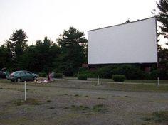 Saco Drive-In, Saco Maine