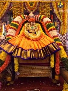 Karthika Brahmotsavam Swarna Ratham