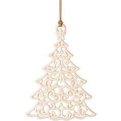 Snow Fantasies Tree Ornament by Lenox