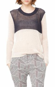 Get an extra 25% off sale items at Theory today with the code SUMMER25. I'm going for this sweater!