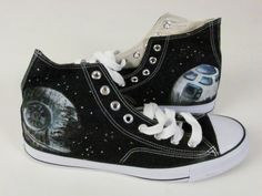 pretty sure i'd wear converse if they looked like this.