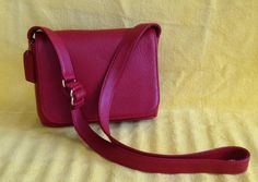Round She Goes - Market Place - Almost Vintage COACH Sonoma 'Small Full Flap' Made in Italy