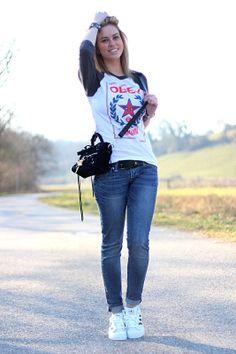 adidas superstar girl