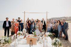 Persian ceremony in front of the sea - Vanessa Serrani Wedding Planner Barcelona Bridesmaid Dresses, Wedding Dresses, Persian, Wedding Planner, Dolores Park, Barcelona, Fashion, Bridesmade Dresses, Bride Dresses