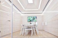 Prozářené kanceláře ©  No-A Architekti