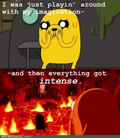 One of my absolute favorite Adventure Time episodes!!! I can and have watched this one over and over again!!! :D