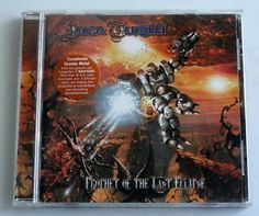 Luca Turilli - Prophet Of The Last Eclipse (CD, 2002, Limb Music)