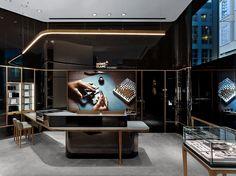 Noé Duchaufour-Lawrance creates global concept for Montblanc | Wallpaper* Magazine