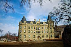 University of Winnipeg. Winnipeg, Manitoba, Canada.