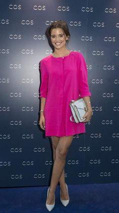 Joana Ribeiro, inauguração da COS