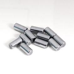 Rodillo de acero - Rodillos cilíndricos de acero para rodamientos con una dureza de 58 a 65 HRC. En paquetes de 10 y 20 unidades y en 9 medidas diferentes. Material World, Rollers, Steel, Diy Projects, Accessories