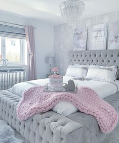 Top Beautiful Teen Room Decor For Girls - Decor Cozy Room Decor, Bedroom Interior, Girl Bedroom Designs, Bedroom Design, Luxurious Bedrooms, Master Bedrooms Decor, Bedroom Decor, Room Decor, Stylish Bedroom