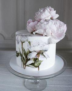 Pretty Cakes, Beautiful Cakes, Amazing Cakes, Wedding Cake Designs, Wedding Cakes, Wedding Ideas, Mini Cakes, Cupcake Cakes, Indian Cake