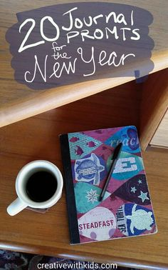 Journal Prompts - Make this the year you nurture yourself!