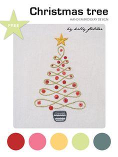 Árbol de Navidad - PDF con explicaciones. Christmas Tree - PDF how to