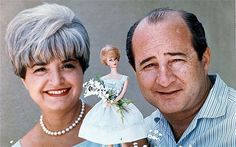 """Through the doll, the little girl could be anything she wanted""-@Barbie inventor Ruth Handler"
