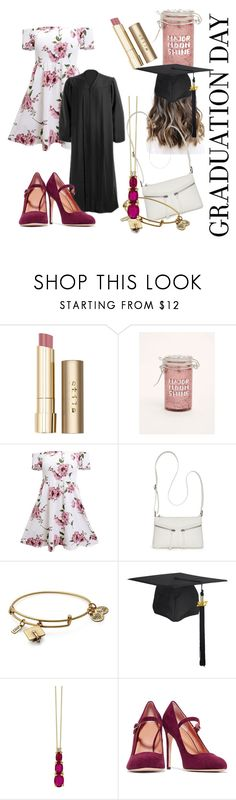 """""""Untitled #6"""" by oliviarutht ❤ liked on Polyvore featuring Stila, Torrid, Bueno, Alex and Ani, Effy Jewelry and Halston Heritage"""