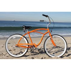 Diamondback Drifter Men S Beach Cruiser Bike 26 Inch Wheels