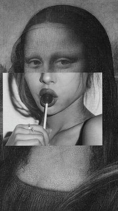Iphone Wallpaper Tumblr Aesthetic, Black Aesthetic Wallpaper, Aesthetic Backgrounds, Aesthetic Wallpapers, Aesthetic Black, Aesthetic Vintage, Bad Girl Wallpaper, Retro Wallpaper, Dark Wallpaper