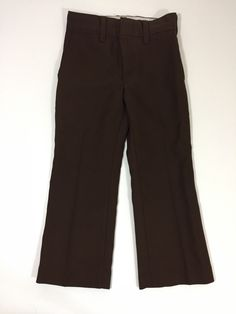 A personal favorite from my Etsy shop https://www.etsy.com/listing/514112841/vintage-boys-dress-pants-size-4-brown