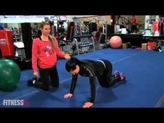 Lower Back Training   FitnessRX for Women